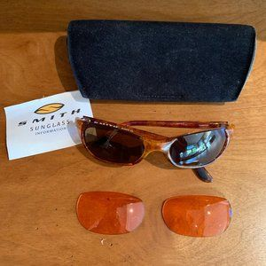 Smith Toaster Sunglasses w/ Case and Second Lenses